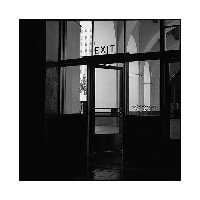 exit • los angeles, ca • 2018