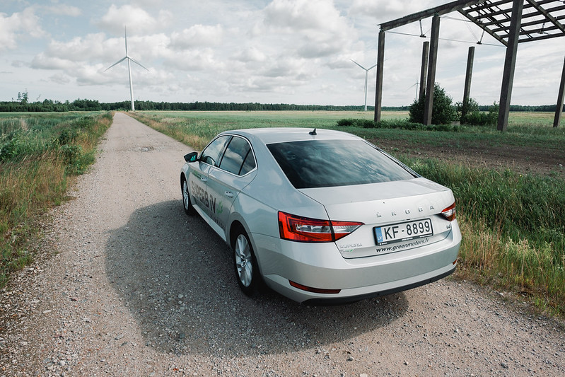 Škoda Superb IV plug-in Hybrid 2020
