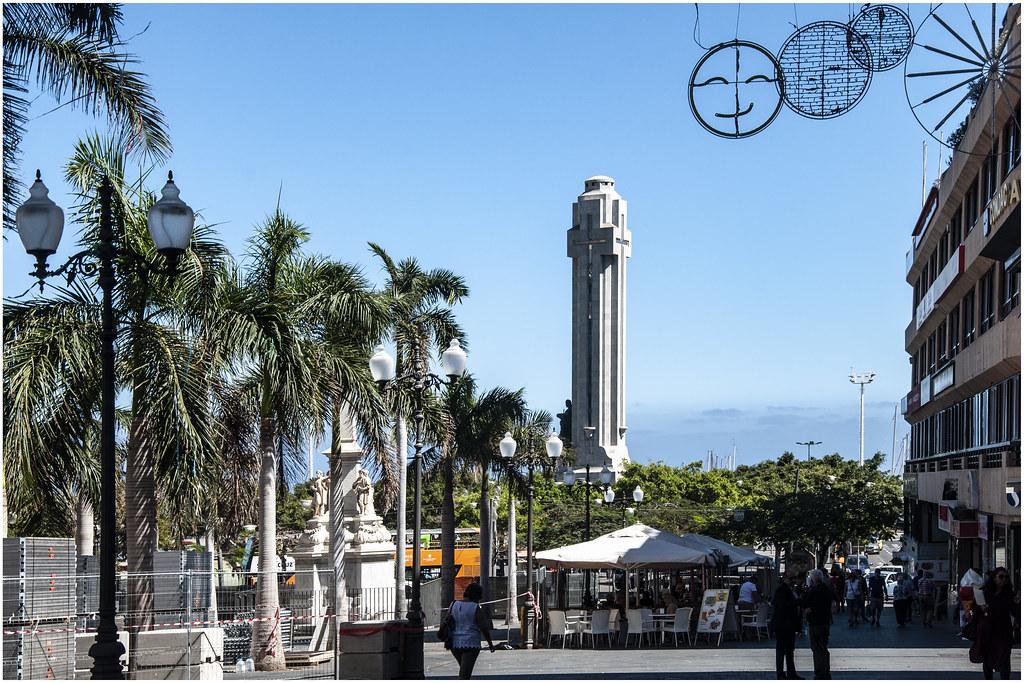 MONUMENTO A LOS CAIDOS- SANTA CRUZ DE TENERIFE