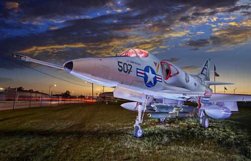 vietnam 1960s fighterplane sunset sundown nightphotography night navy texas comet neowise