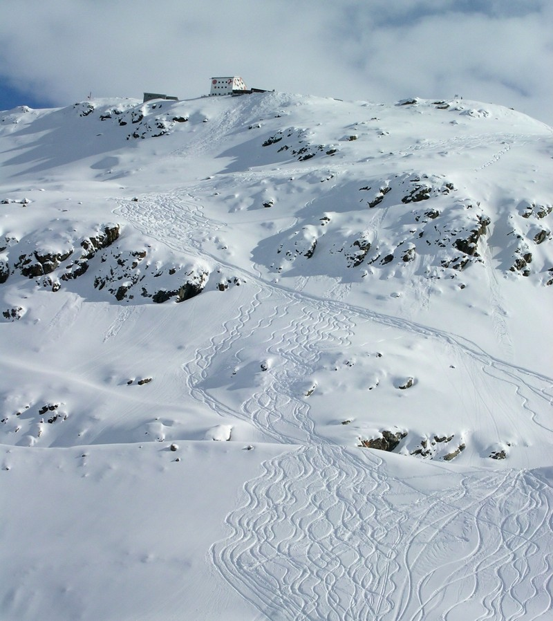 Morteratsch Glacier freetour Bernina Švýcarsko foto 10