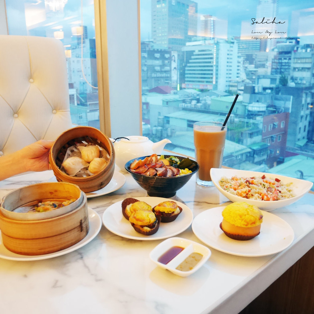 台北西門町美食新港茶餐廳氣氛好浪漫適合約會情人節景觀餐廳 (2)
