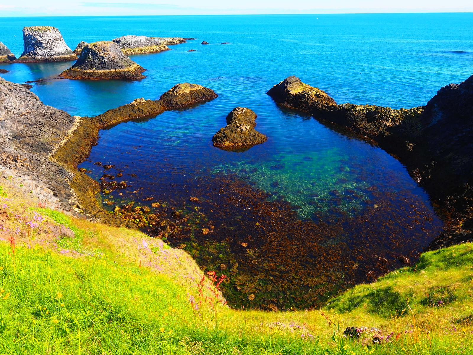 2020 Juli - Ferie i Island