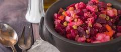 Винегрет – распространенный салат, который ставят не только на праздничный стол, но также и едят в качестве повседневного блюда. Он состоит из доступных продуктов, а также относится к…