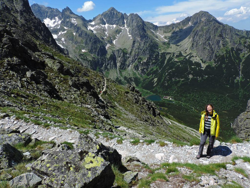 Hike In The High Tatras With A Baby: Veľká Svišťovka, High Tatras, Slovakia