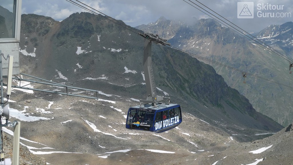 Morteratsch Glacier freetour Bernina Švýcarsko foto 08