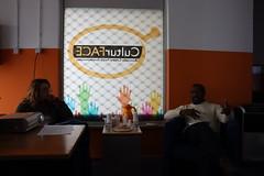 GIIRC'3º Recebe a Visita Junta de Freguesia da Santa Clara