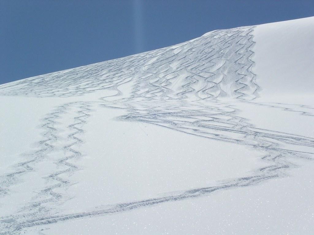 Morteratsch Glacier freetour Bernina Švýcarsko foto 30