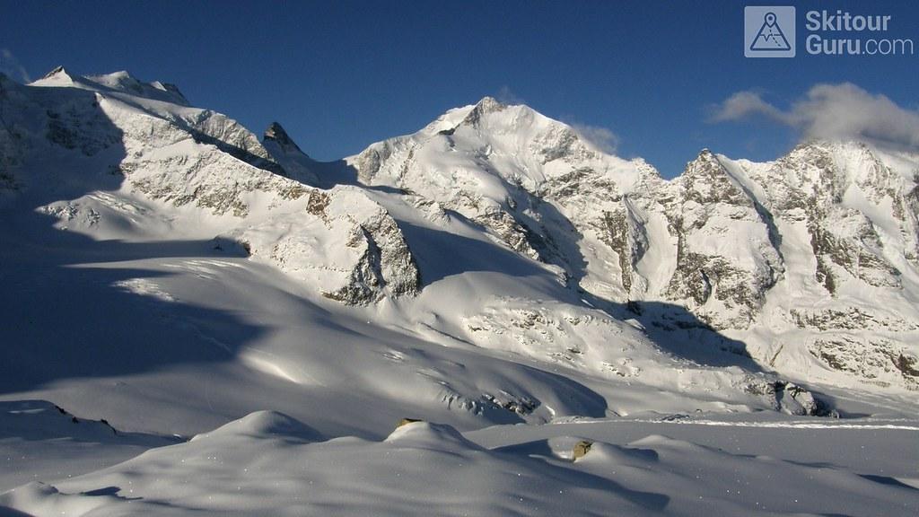 Morteratsch Glacier freetour Bernina Švýcarsko foto 40
