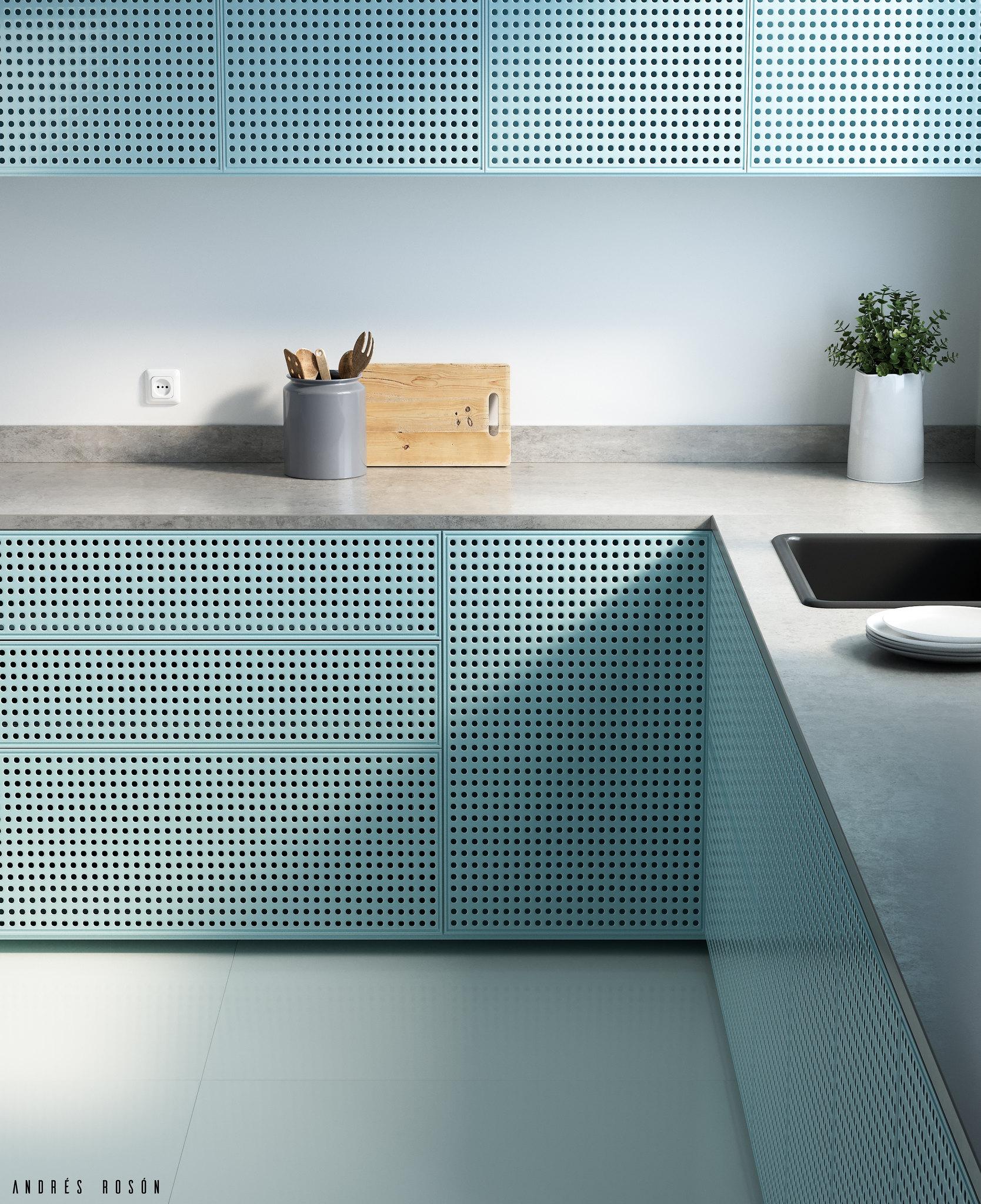 kitchen Dk Lite 01
