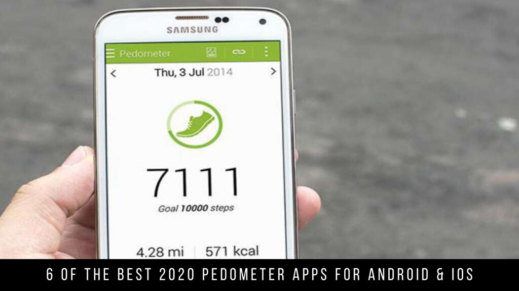 6 Of The Best 2020 Pedometer Apps For Android & iOS