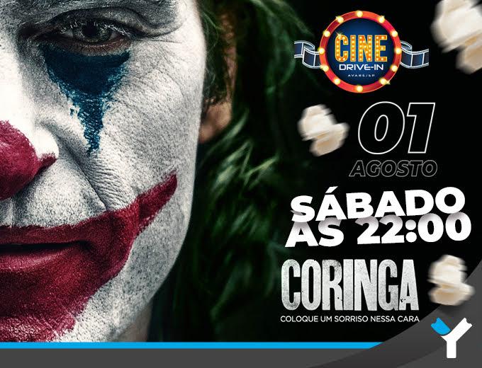 CINE DRIVE-IN  Coringa