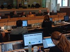 Plenária em Bruxelas,  06 Dez. 2019