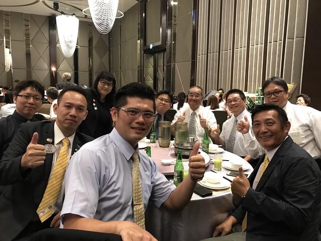 【會務活動】2018-05-31 新市、新化獅子會聯合授證典禮