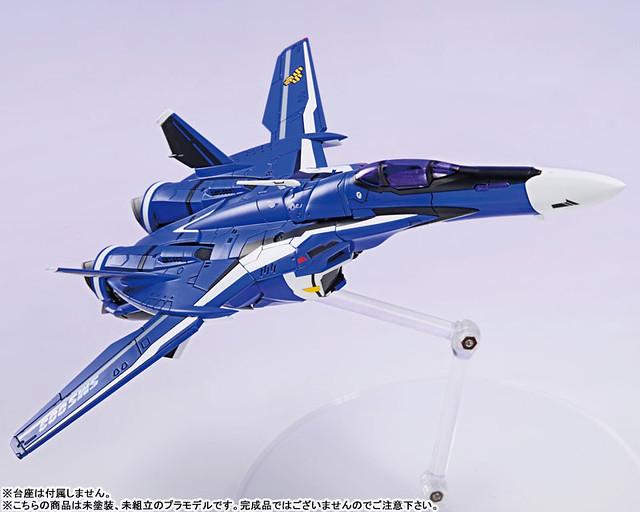 青島 V.F.G. 組裝模型《超時空要塞Frontier》最新作「VF-25G 超級彌賽亞 格蘭·葛蘭 / スーパーメサイア クラン・クラン」