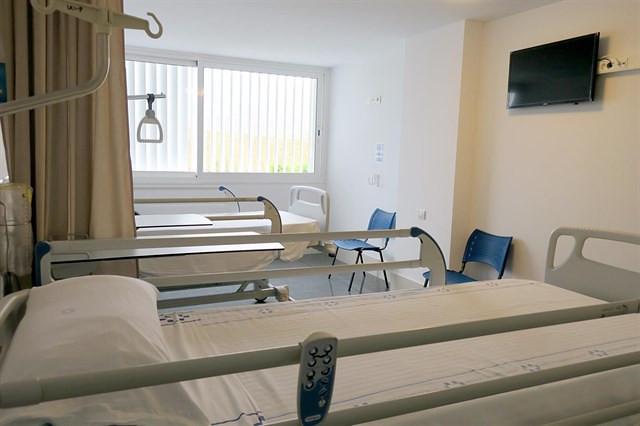 Camas cerradas - Hospitales - Covid-19
