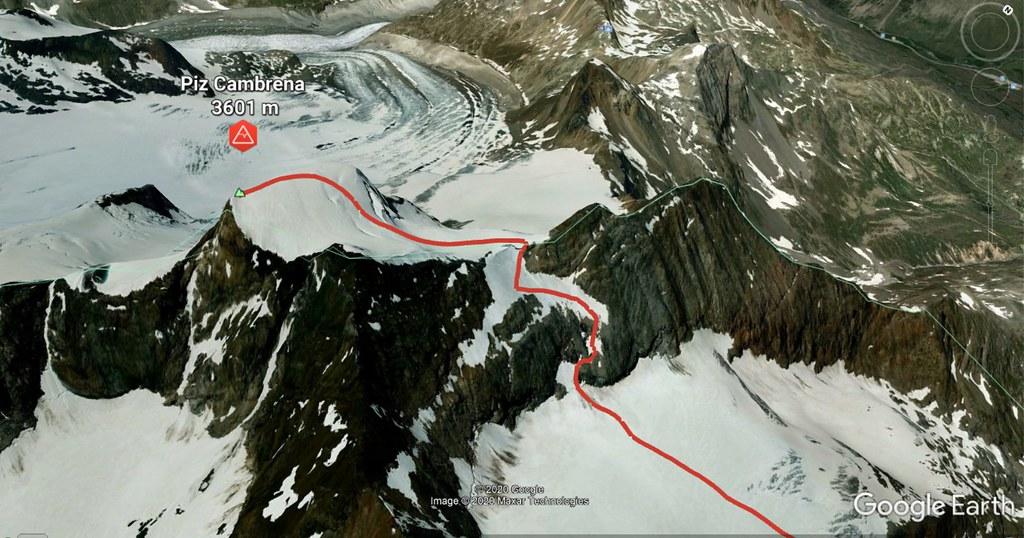 Piz Cambrena Bernina Switzerland photo 25