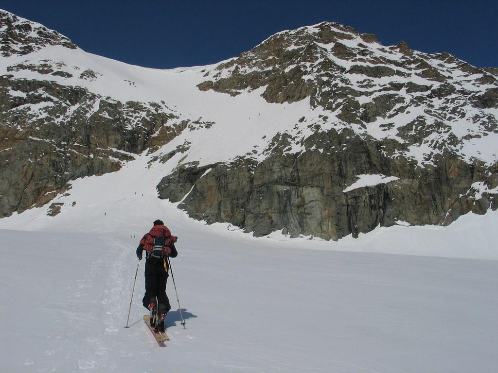 Piz Cambrena Bernina Switzerland photo 04