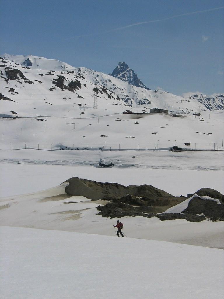Piz Cambrena Bernina Switzerland photo 20