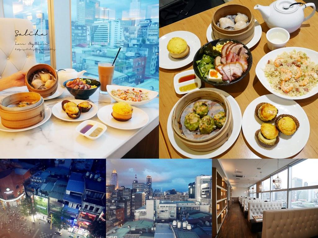 台北西門站附近不限時餐廳下午茶推薦新港茶餐廳好吃港式點心料理氣氛好適合約會 (10)