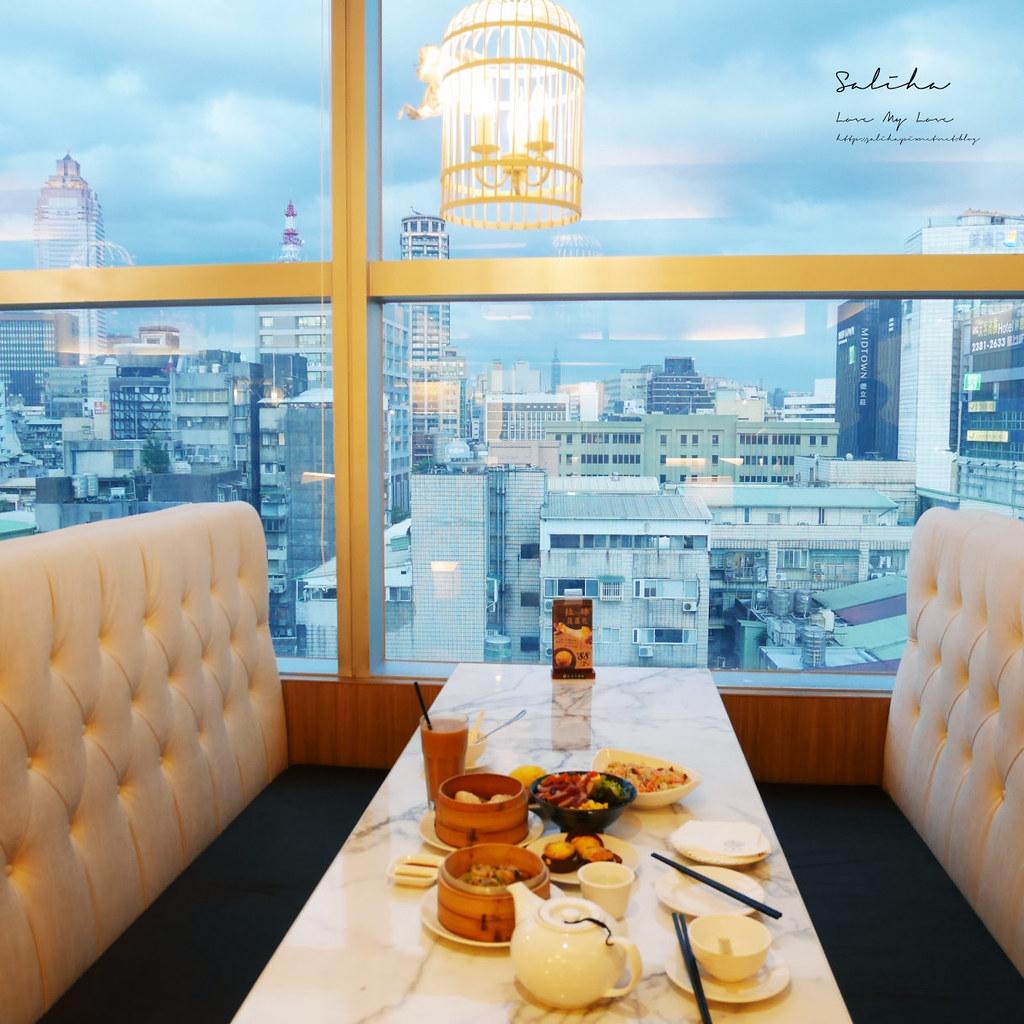台北西門町新港茶餐廳不限時平價景觀餐廳推薦港式料理適合約會氣氛好浪漫 (4)