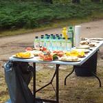 "Diaporama ""Trail Cavu 19/07/20 - Passage poste 15 bergeries de Luviu"""