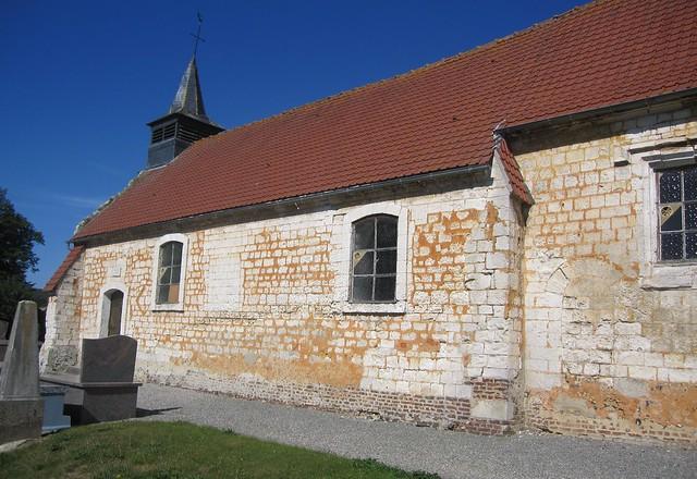 Église de la Nativité-de-Notre-Dame - Guémy - France