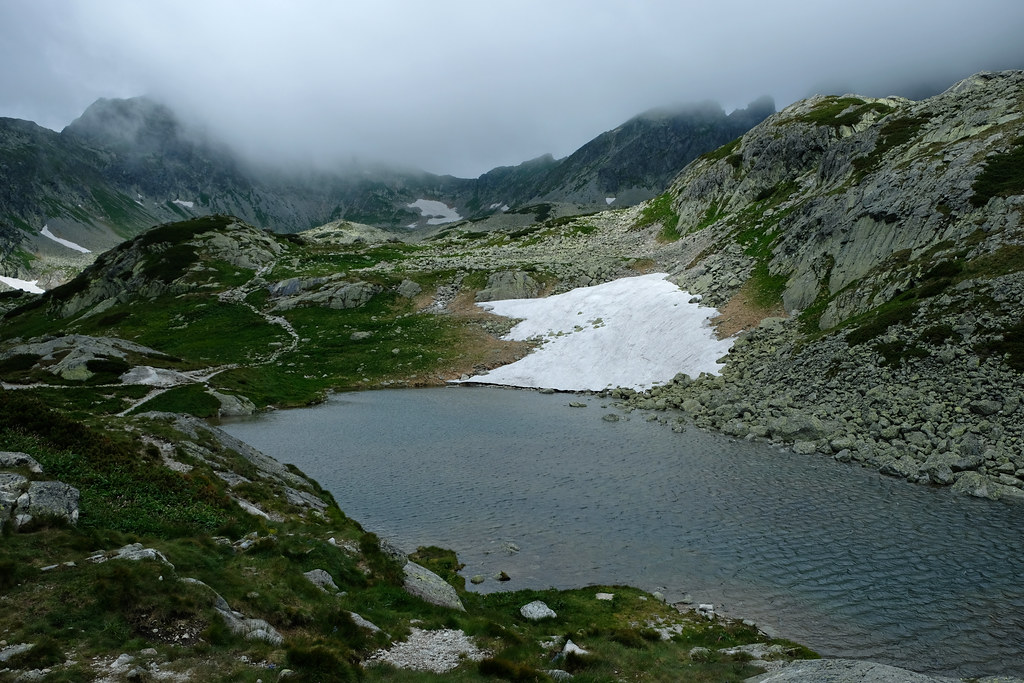 Hike In The High Tatras With A Baby: Great Cold Valley, High Tatras, Slovakia