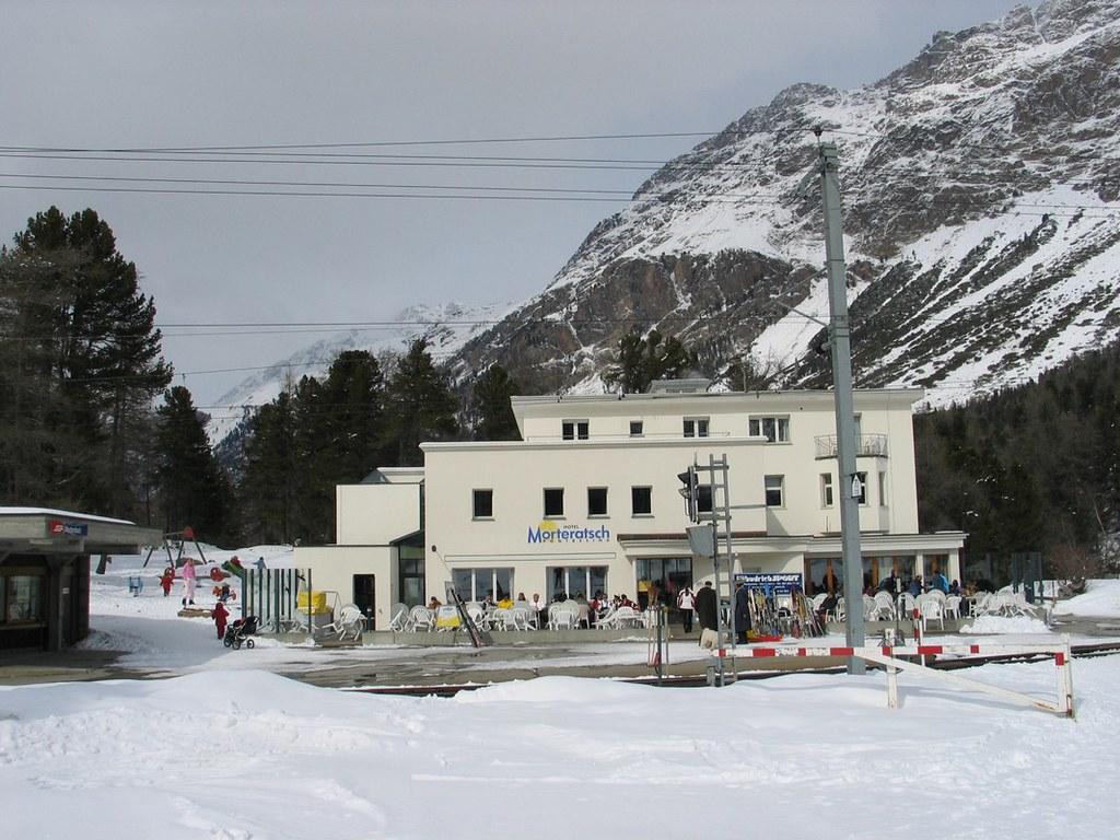 Morteratsch Glacier freetour Bernina Švýcarsko foto 38