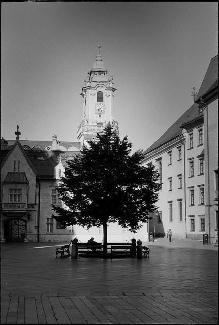 Primate's Square Bratislava