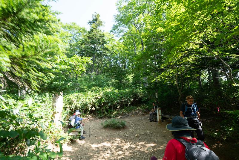 会津駒ヶ岳 登山