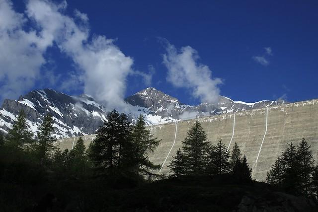 barrage de Salanfe
