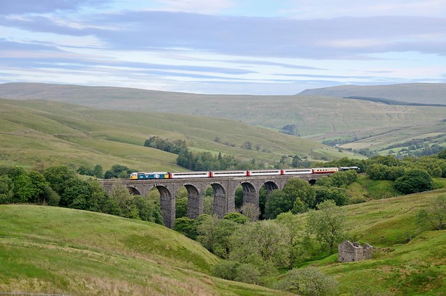 Rail Charter Services Dent Head