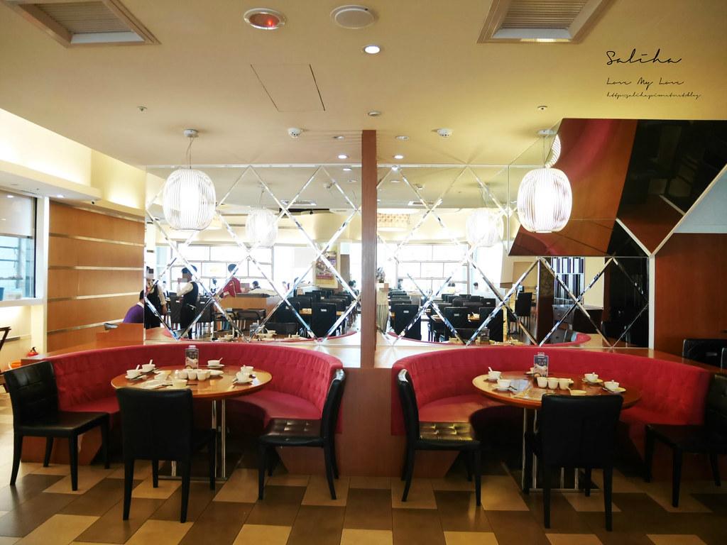 台北西門站附近不限時餐廳下午茶推薦新港茶餐廳好吃港式點心料理氣氛好適合約會 (1)