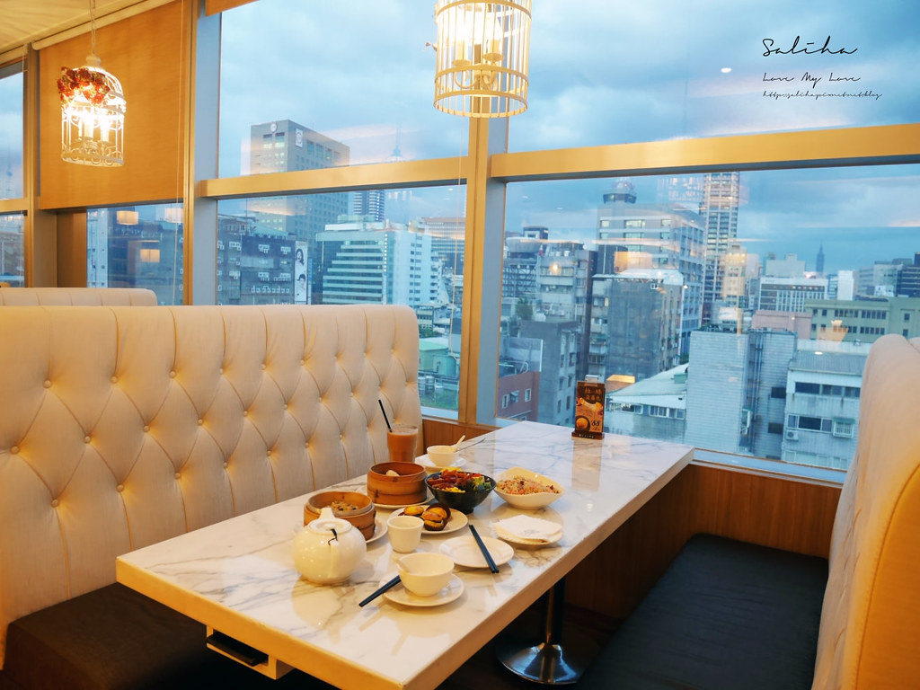 台北西門町美食新港茶餐廳氣氛好浪漫適合約會情人節景觀餐廳 (1)