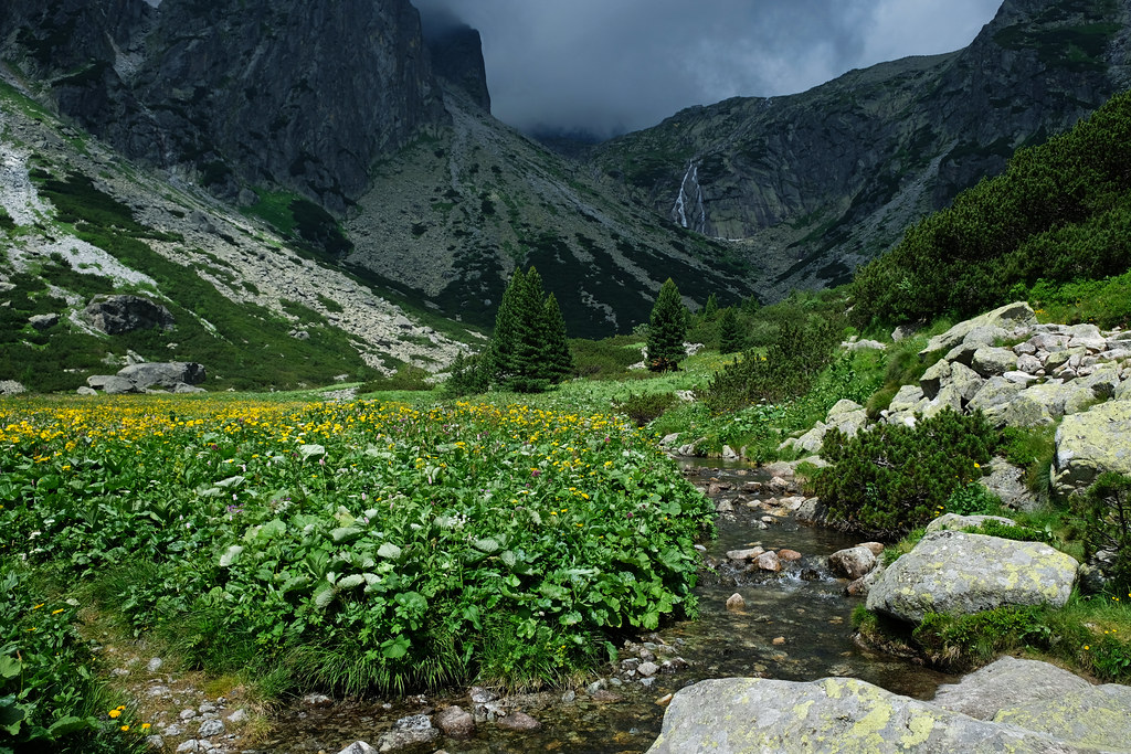 Hike In The High Tatras With A Baby: Small Cold Valley, High Tatras, Slovakia