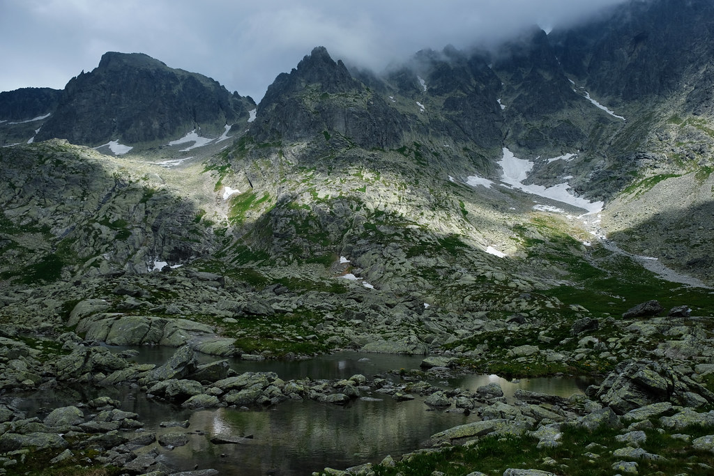 Hike In The High Tatras With A Baby: Spišské Lakes, High Tatras, Slovakia