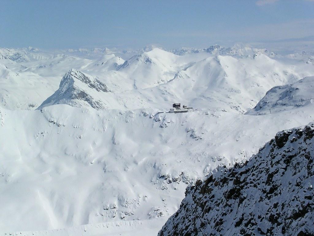 Morteratsch Glacier freetour Bernina Švýcarsko foto 19