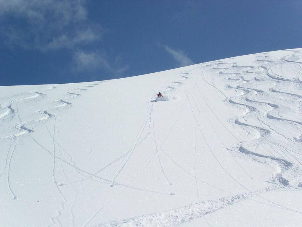 Morteratsch Glacier freetour Bernina Švýcarsko foto 33