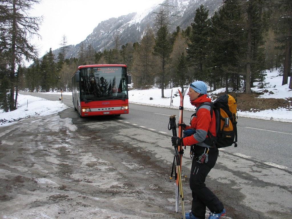 Morteratsch Glacier freetour Bernina Švýcarsko foto 39