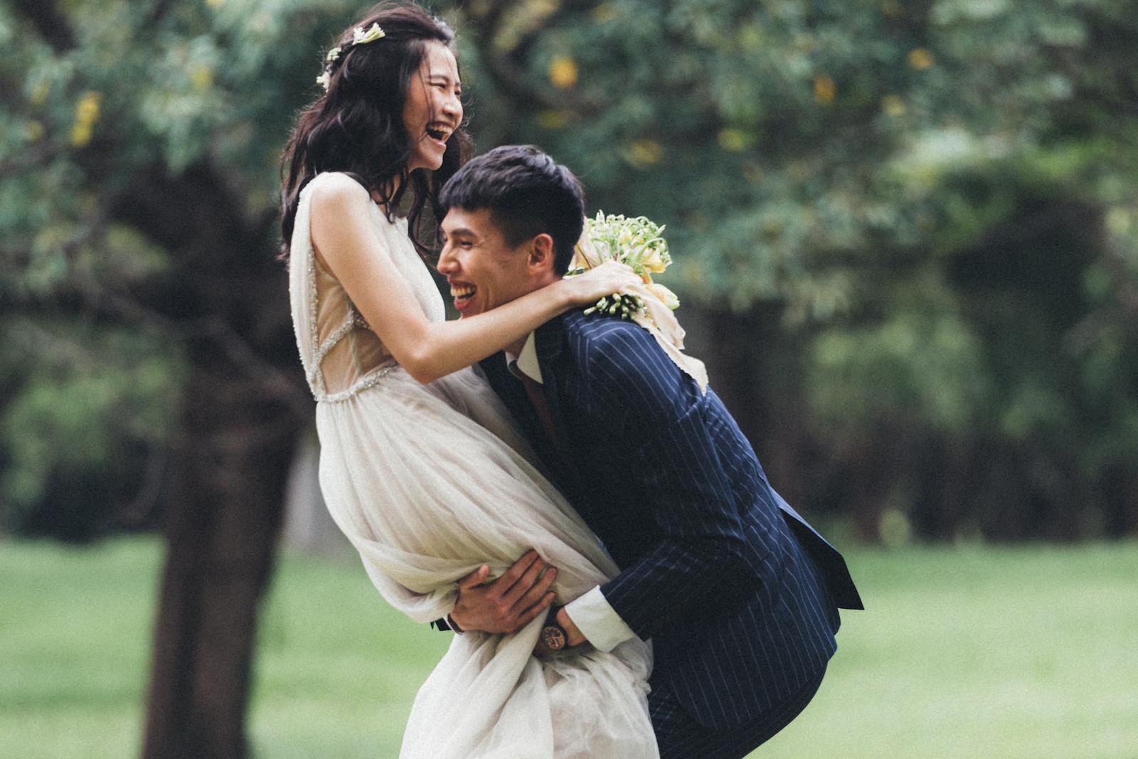 《自助婚紗》Jack & Vivian / 攝影師 Eric Yeh / 良大攝影工作室