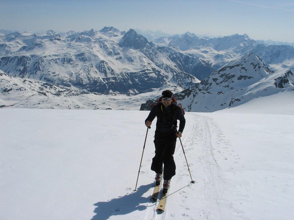 Piz Cambrena Bernina Switzerland photo 02