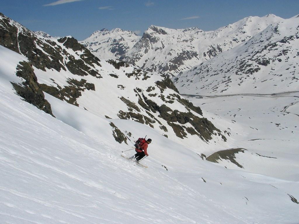 Piz Cambrena Bernina Switzerland photo 13
