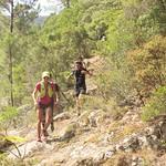 """Diaporama """"Trail Cavu 19/07/20 - Passage postes 1 et 3 le long du Cavu"""""""