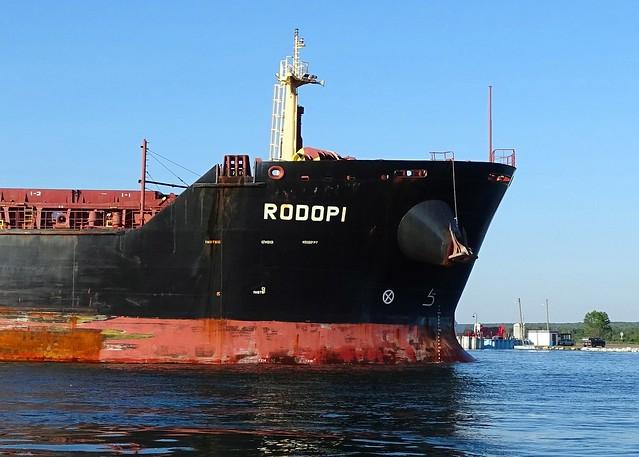 Rodopi Bow Profile
