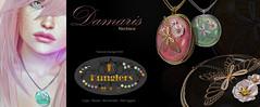 KUNGLERS - Damaris necklace