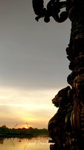 jonesbridge sunset manila pasigriver