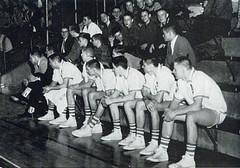 1962-63 Red Devils Scrapbook