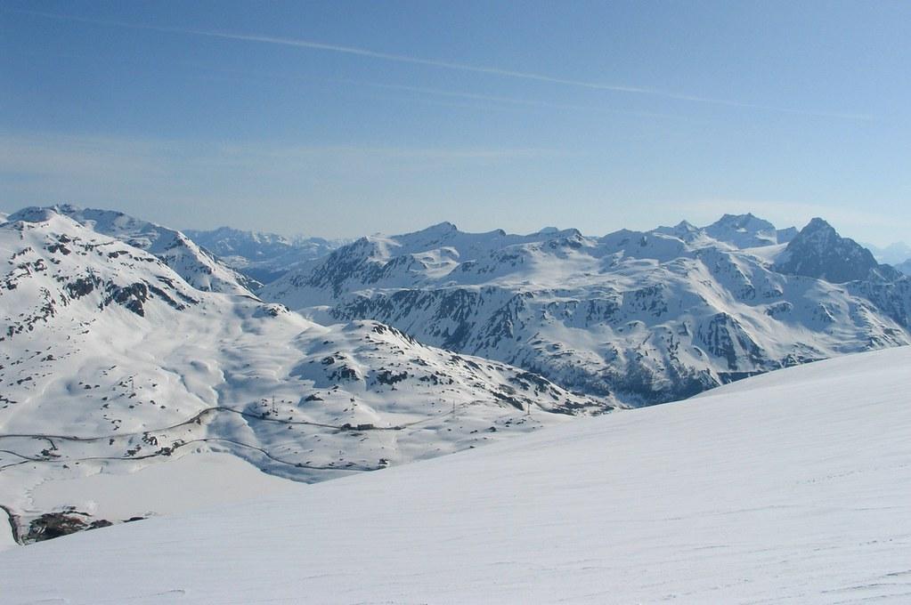 Piz Cambrena Bernina Switzerland photo 01