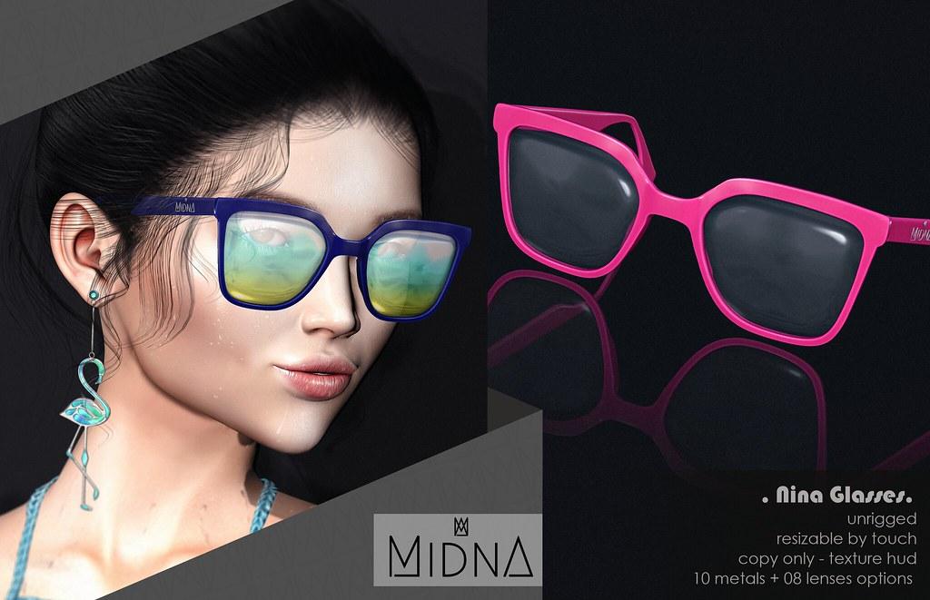 Midna - Nina Glasses